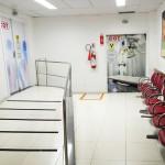 Sala de Espera - Raio x